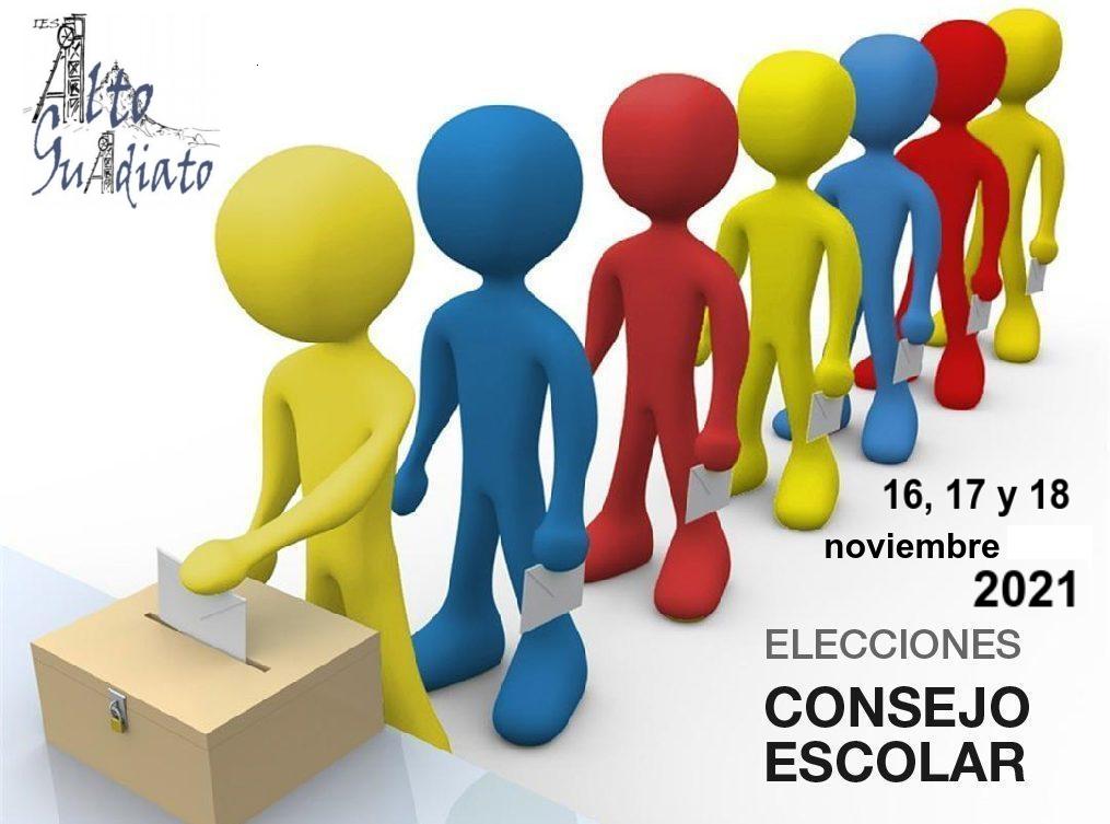 elecciones consejo escolar 2021